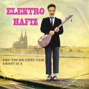 Elektro Hafiz - sr001 Cover